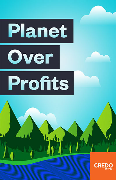 Planet Over Profits