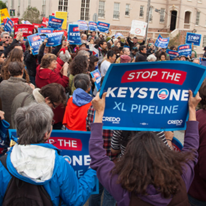 Protest: Stop the Keystone XL Pipeline