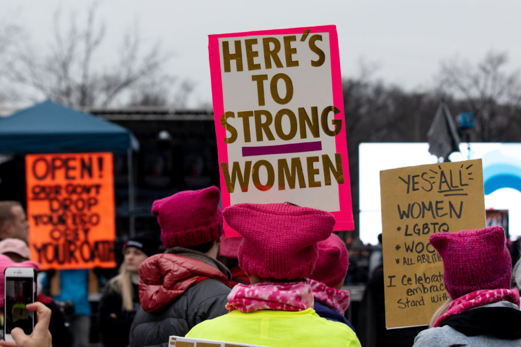 2019 Womans March CredoEnergy