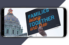 FAMILIES belong TOGETHER and Free