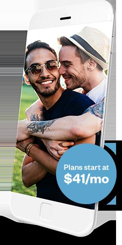 Plans start at $41/mo